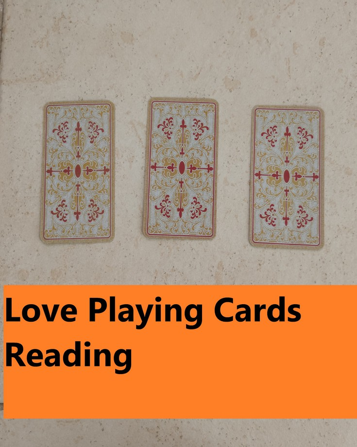 Love Playing Cards Reading