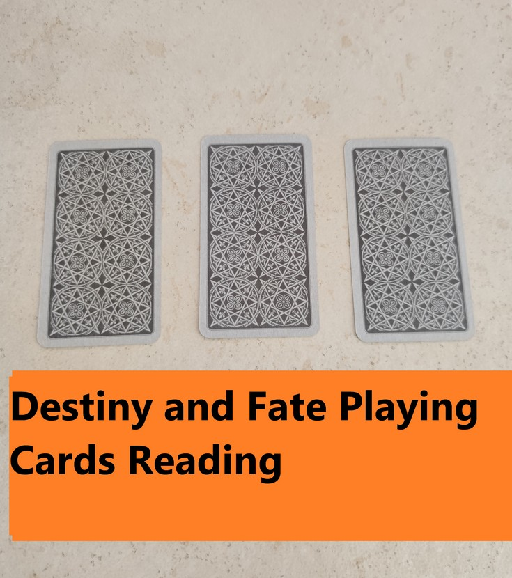 Playing Cards Reading